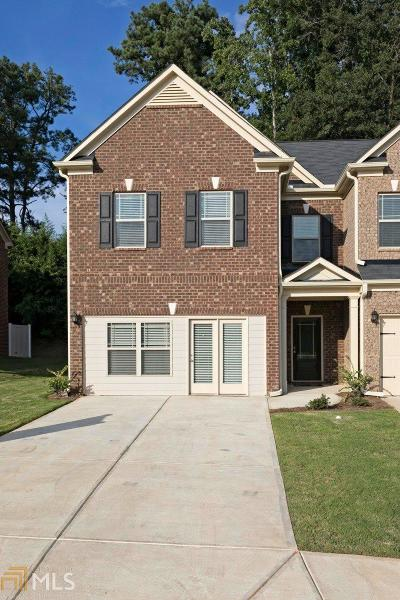 Grayson Condo/Townhouse Under Contract: 1447 Haynescrest Ct #32a