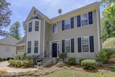 Peachtree City Single Family Home New: 105 Ardenlee Dr