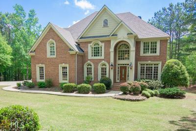 Alpharetta Single Family Home For Sale: 105 Smith Forest Ln