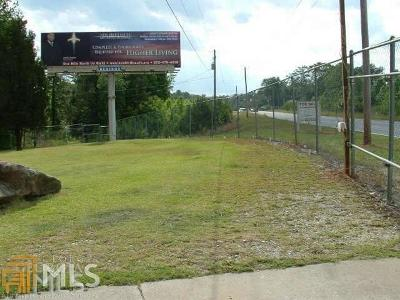 Jonesboro Commercial For Sale: 2795 Mt Zion Pkwy