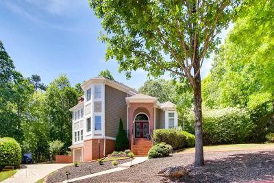 Peachtree City Single Family Home New: 133 Windalier Ridge #36