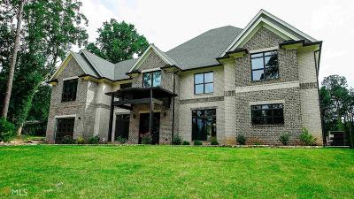 Stone Mountain Single Family Home Under Contract: 995 Old Tucker Rd