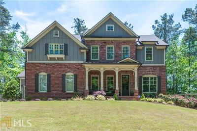 Roswell Single Family Home For Sale: 4658 Sandy Plains Rd