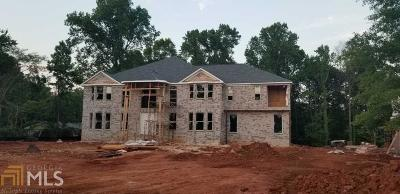 Stone Mountain Single Family Home Under Contract: 910 Old Tucker Rd