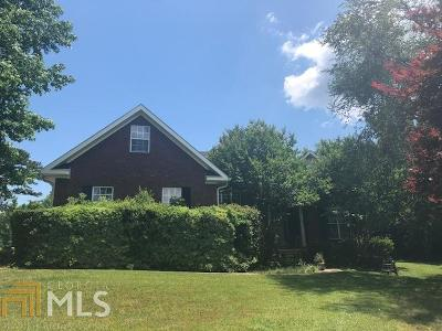 Haddock, Milledgeville, Sparta Single Family Home For Sale: 191 Crystal Ridge Dr
