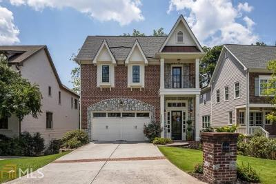 Brookhaven Single Family Home New: 2352 Colonial