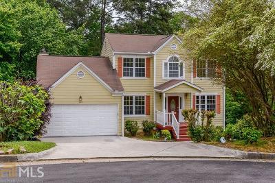 Alpharetta Single Family Home For Sale: 640 S Preston Ct