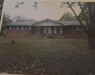 Dallas Single Family Home New: 4270 Mt Tabor Church Rd