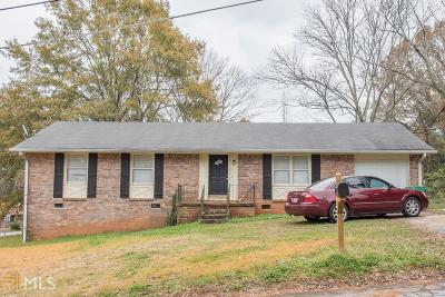 Dekalb County Single Family Home For Sale: 4363 Indian Forest Rd