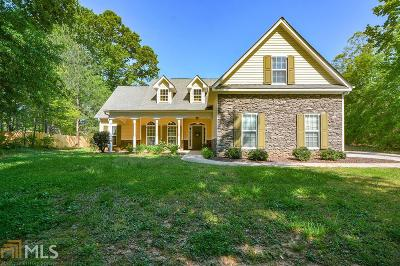 Senoia Single Family Home For Sale: 9 Couch Rd