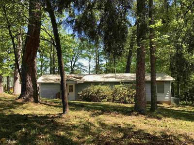 Haddock, Milledgeville, Sparta Single Family Home For Sale: 154 Cedar Ln