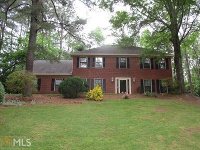 Marietta Single Family Home Back On Market: 3713 Bramblewood Way