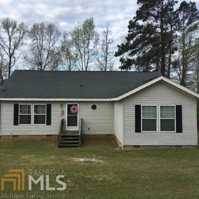 Haddock, Milledgeville, Sparta Single Family Home For Sale: 156 Old Stage Dr