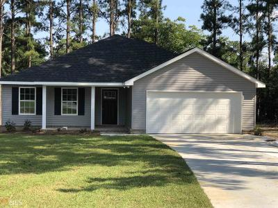 Statesboro Single Family Home For Sale: 614 Flint Ct