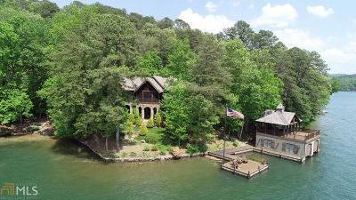 Rabun County Single Family Home For Sale: 4334 Murray Cove Rd