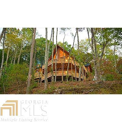 Blue Ridge Single Family Home For Sale: Ridge Crest Retreat #3