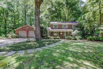 High Point Single Family Home For Sale: 475 Forestdale Dr