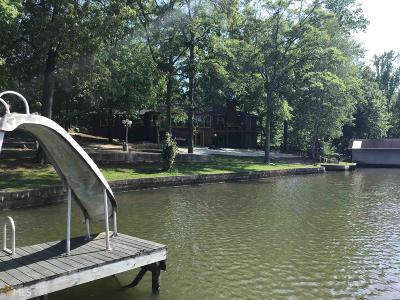Milledgeville Single Family Home For Sale: 307 W Lakeview Dr