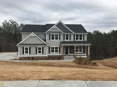 Carroll County Single Family Home New: 140 Grayson Myers Dr
