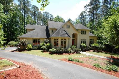 Peachtree City Single Family Home New: 338 N Peachtree Pkwy