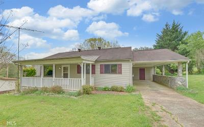 Fannin County Single Family Home For Sale: 491 Hillcrest Dr