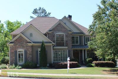 Dallas Single Family Home New: 631 Double Branches Ln