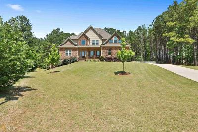 Senoia Single Family Home For Sale: 205 Magnolia Place Way