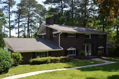 Conyers Single Family Home For Sale: 2559 Amalfi