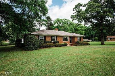 Barnesville Single Family Home For Sale: 320 Poplar