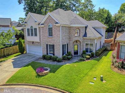 Smyrna Single Family Home For Sale: 4512 Glenpointe Way