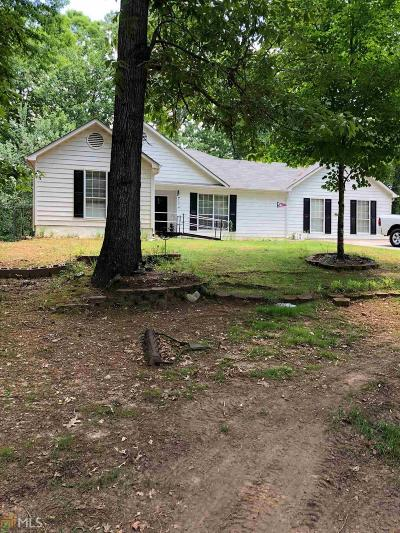 Ellenwood Single Family Home For Sale: 365 Cook Dr