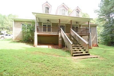 Jasper County Single Family Home For Sale: 185 Johnny Fears Rd