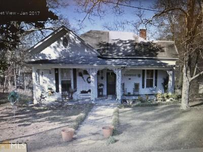 Norcross Single Family Home For Sale: 297 N Peachtree St