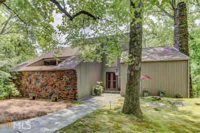 Fulton County Single Family Home For Sale: 602 Chestnut Oak Ct