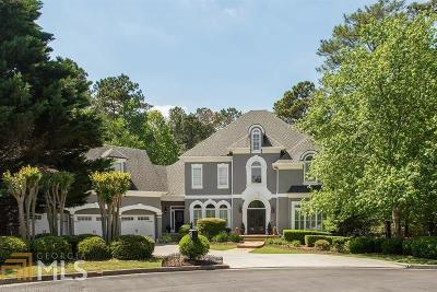 Alpharetta Single Family Home New: 3800 Falls Landing Dr