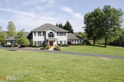 Rabun County Single Family Home New: 150 Deerfield
