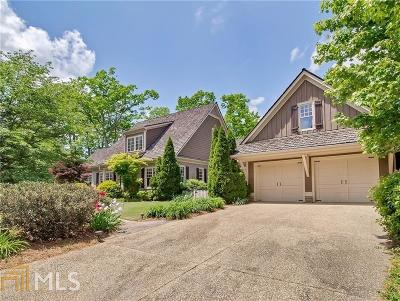 Dawsonville Single Family Home For Sale: 15 Northeast Cove Rd