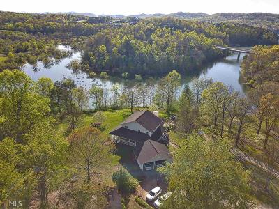 Blairsville Single Family Home For Sale: 181 Bee Tree Ln