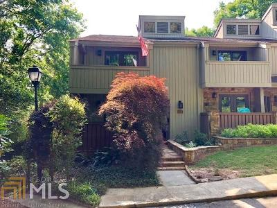 Brookhaven Condo/Townhouse New: 1212 Druid Knoll Dr