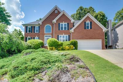 Johns Creek Single Family Home For Sale: 1075 Brookstead Chase