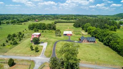 Floyd County, Polk County Single Family Home For Sale: 644 Reynolds Bend Rd