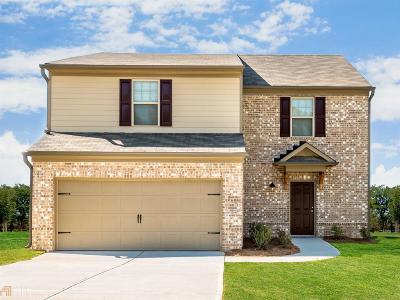 Jonesboro Single Family Home New: 2393 Clapton