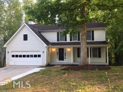 Stone Mountain Single Family Home For Sale: 753 Mountain Oaks Pkwy
