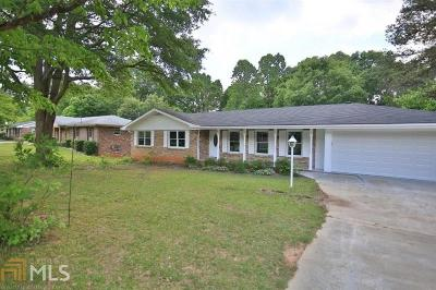Smyrna Single Family Home For Sale: 648 Reed Rd