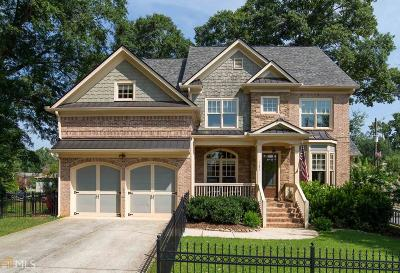 Smyrna Single Family Home For Sale: 1151 McLinden Ave