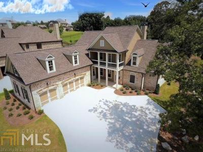Flowery Branch Single Family Home Under Contract: 4615 Cardinal Ridge Way