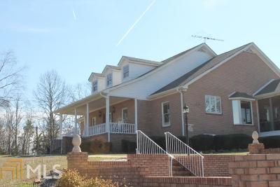 Elbert County, Franklin County, Hart County Single Family Home For Sale: 351 Green Branch #A