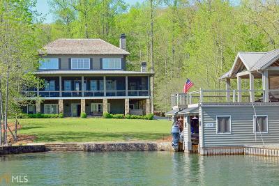 Rabun County Single Family Home For Sale: 4720 Murray Cove Rd