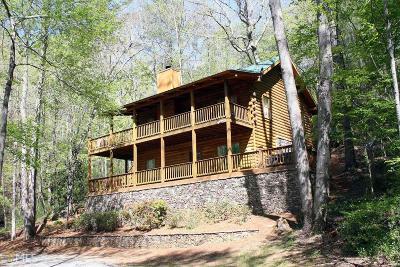 Lumpkin County Single Family Home For Sale: 56 Beasley Ln #3,4