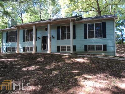 Fayetteville Single Family Home New: 195 N Fayette Ct